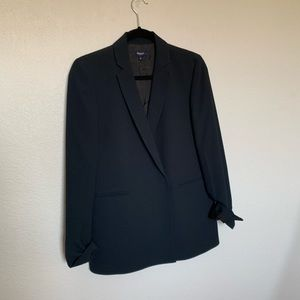 Madewell blazer black